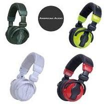 Audífonos Hp550 American Audio Monitoreo Dj Oir Musica Etc