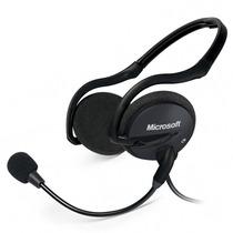 Auriculares Microsoft Lifechat Lx-2000 Con Diseño Plegable