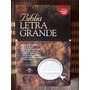 Biblia Letra Grande, Imitacion Piel, Rvr 60, Grupo Nelson
