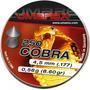 Diabolo Copa Municion Umarex Cobra 4.5 Caja X 250 Alemanes