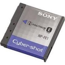 Pila Sony Np-fe1 Dsc-t7 Dsc-t7/b P41 P43 P73 W1