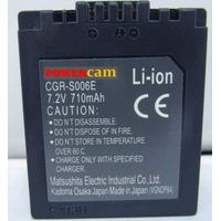 Bateria Pila Powercam S006 Para Panasonic Dmc-fz35 Fz50 Fz7