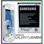 Batería Pila Samsung S3 Iii Mini - Garantizada 100%