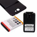 Bateria 6500mah+cargador Para Samsung Galaxy Note2 N7100 Con