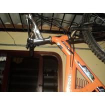 Bicicleta Grande Cambios Con Suspension Trasera R26