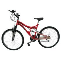 Bicicleta Gw Todoterreno Suspensio Rin 26 Aluminio 18 Cambio