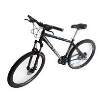 Bicicleta Todoterreno On Trail Aluminio Shimano Rin 29 Bloqu