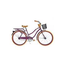 Bicicleta Crusier Lusso De 26 Para Mujer. /26573