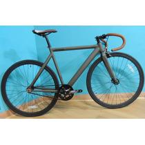 Bicileta Fixie Prime Marco 55 Completa Aluminio
