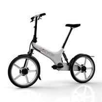 Bicicleta Electrica Gocycle Bluetooth Personalice El Manejo
