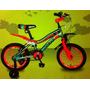 Bicicleta Niño Niña Gw Ksr Rin 12