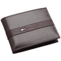 Billetera Tommy Hilfiger Ranger-color Café