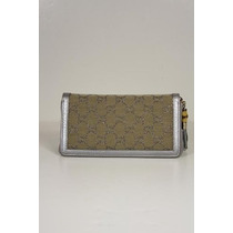 Billeteras Gucci Wallets Metallic Ifs Para Mujer