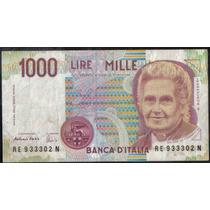 Italia 1000 Liras D1990 P114c