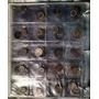 Acetato Para Coleccionar Monedas 20 Cavidades Con Solapa