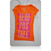 Blusa Aeropostale Dama Talla Xs Petite Camiseta Pequeña