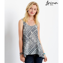 Blusa Dama Fashion Lorimer De Aeropostale 100% Original