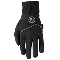 Guantes Golf Footjoy Wintersoft Invierno Frío Negro 1 Par Xl