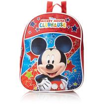 Maletín Mickey Mouse Colegio Niños Morral Disney