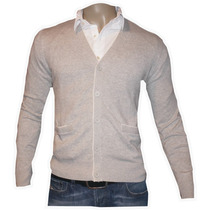 Hanger1978 100% Algodon ,sweaters,hombre Botones