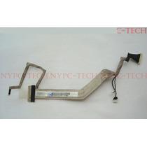 Cable Flex Video Lcd Hp Compaq Cq40 Cq45 14 Dc02000is00 486