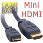 Cable Mini Hdmi Conecta Al Tv Tablet Consola Celular, Otros