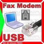 Fax Modem Usb 56k Computoys Zfmu01