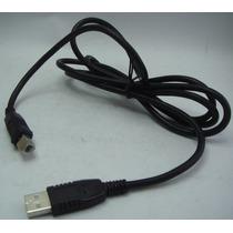Cable Usb Para Cualquier Impresora Tipo B 1.8 Mts