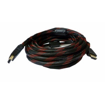 Cable Hdmi 20 Metros Doble Filtro