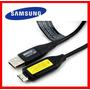 Cable Usb Samsung Camara Orig St30,pl120,wb500,tl205 Y Otras