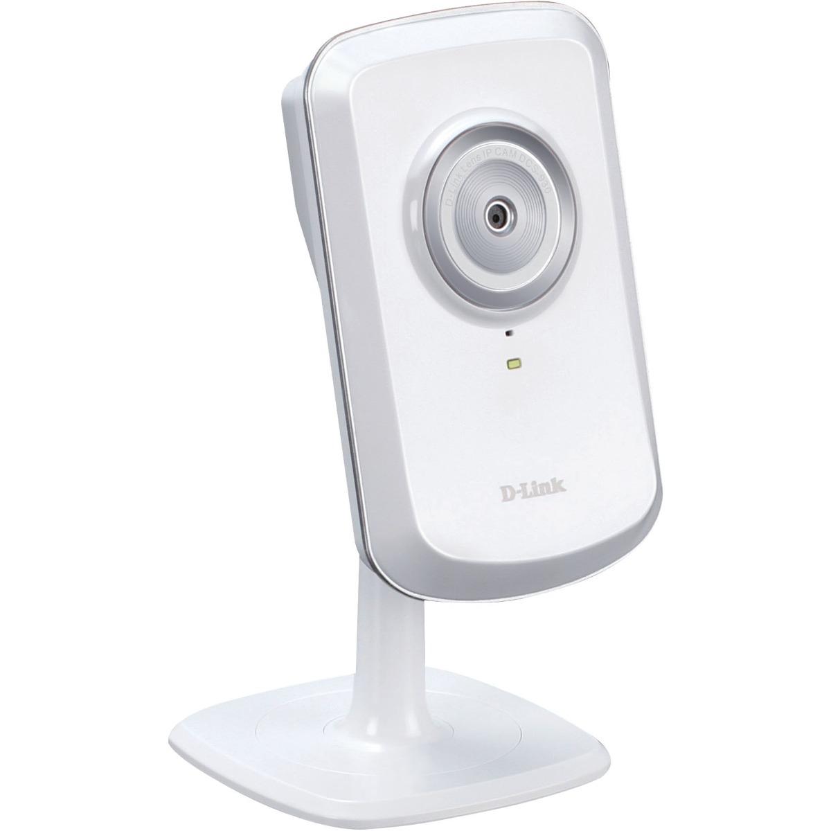 Camara de vigilancia inalambrica ip d link ref dcs for Camara vigilancia inalambrica
