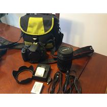 Cámara Canon T4i De 18mx Con Lente 18-135mm Stm