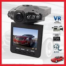 Camara Para Carro Con Dvr-pantalla Led 2,5-
