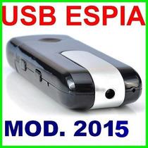 Usb Espia-camara De Video-audio-fotos-deteccion De Movimient