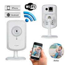 Camara Ip Vigilancia Inhalambrica D-link Dcs 930l Con Envío*