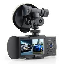 Camara Doble De Seguridad Para Carro Con Gps Y Sensor