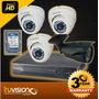Cctv Kit Para 8 Camaras De Vigilancia -camaras De Seguridad
