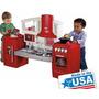 Cocina De Juego Para Niños - Little Tikes-importadas