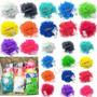 Bandas Siliconadas Para Rainbow Loom Colores