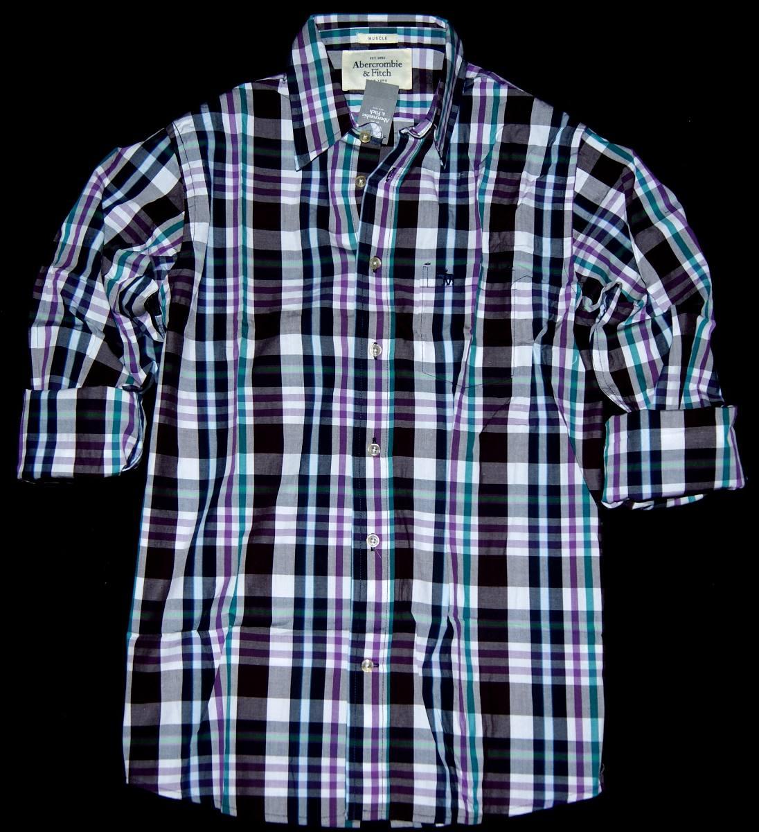 Camisas Abercrombie Al Por Mayor