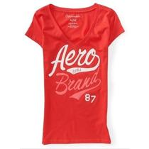 Aeropostale Camisa Camiseta Suéter Dama Mujer