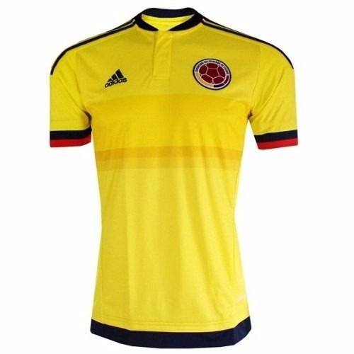 Camiseta Adidas Seleccion Colombia 2015 Camiseta Selección Colombia
