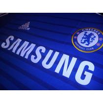 Camiseta Chelsea Fc Adidas Original Temporada 2014 - 2015