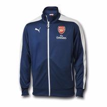 Chaqueta Arsenal 2014/2015 Entrenamiento Original Puma