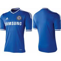 Camiseta Chelsea, Real Madrid, Bayern, Milan 100% Originales