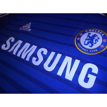 Camiseta Chelsea Adidas Original Temporada 2014 - 2015