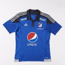Camiseta Millonarios 2015 Azul Original Adidas