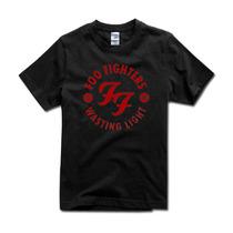 Camiseta - Tshirt - Wasting Light - Foo Fighters