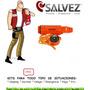 Salvez - Silbato 5 En 1 - Emergencia - Survival - Camping