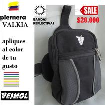 Piernera Moto Bicicleta Canguro De Pierna Vesmol Original